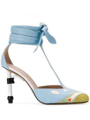 Туфли на каблуке Lanvin