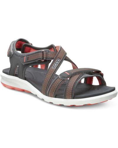Спортивные сандалии на каблуке Ecco