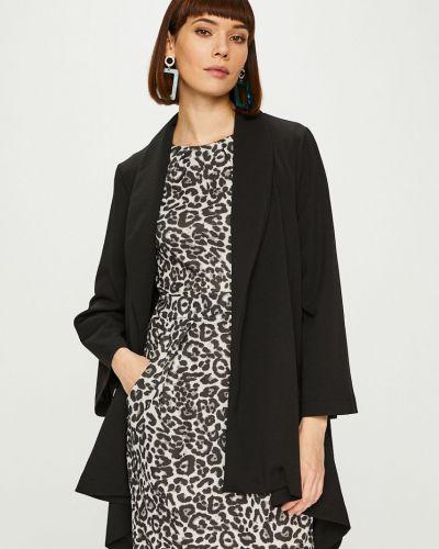 Пиджак свободный черный Answear