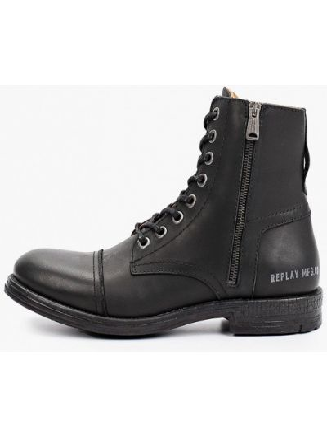 Черные демисезонные ботинки Replay