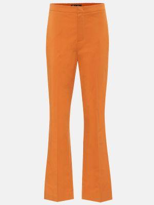 Свободные брюки расклешенные маленький Loro Piana