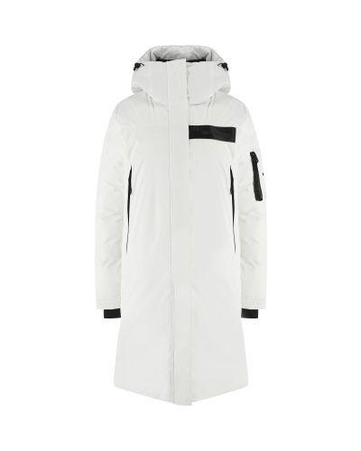 Куртка с капюшоном - белая Termit
