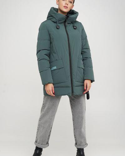 Куртка - зеленая Meajiateer