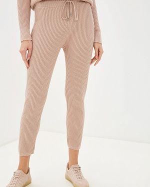 Классические брюки розовый Max Mara Leisure
