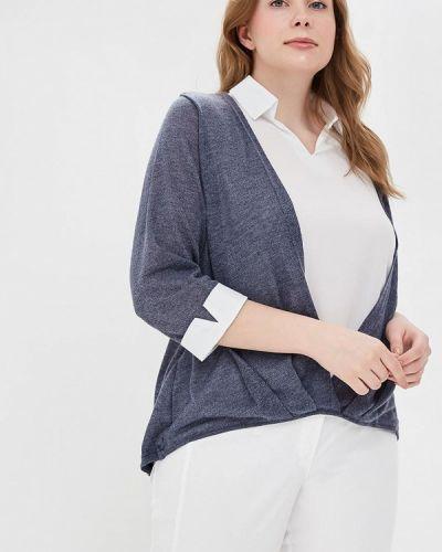 Синяя блузка Milanika