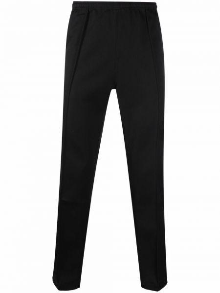 Czarne spodnie Needles