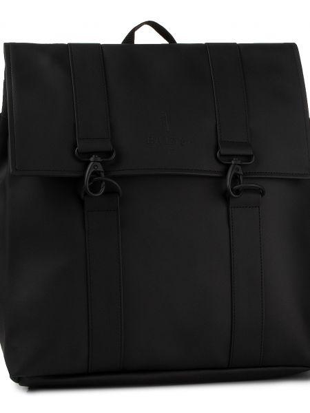 Skórzana torebka sport plecak na torbę Rains