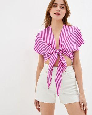 Блузка с коротким рукавом Malaeva