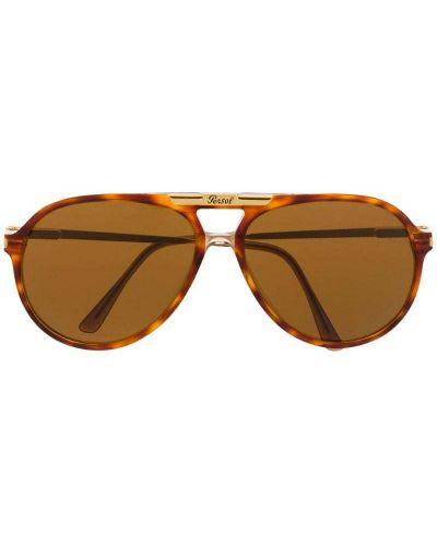 Прямые солнцезащитные очки с завязками Persol Pre-owned