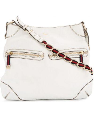 Сумка на плечо белый Gucci Vintage