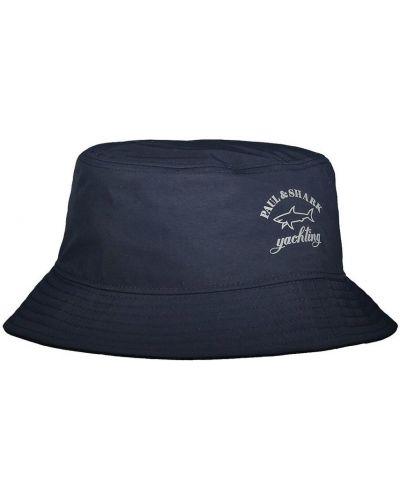 Czarny kapelusz Paul & Shark