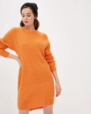 Платье вязаное осеннее Baon