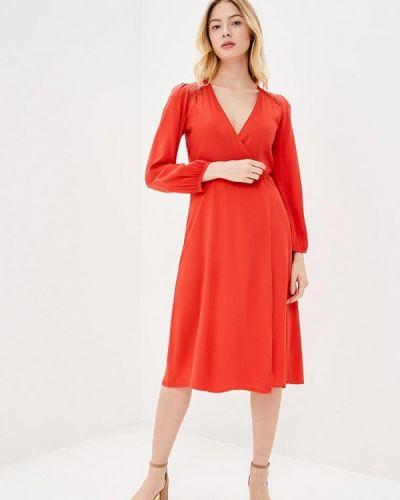 Коралловое платье Sweewe