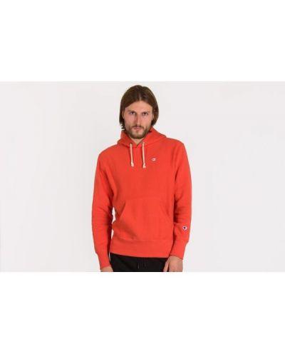 Bluza dresowa - pomarańczowa Champion