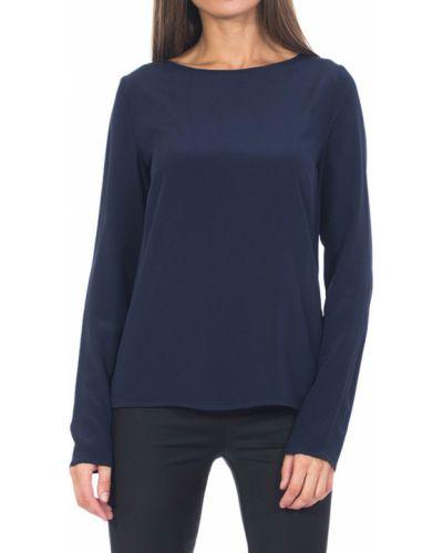 Синяя блузка Patrizia Pepe