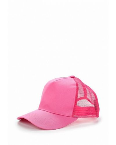 Розовая бейсболка True Spin