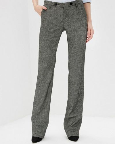 Серые брюки прямые Gas