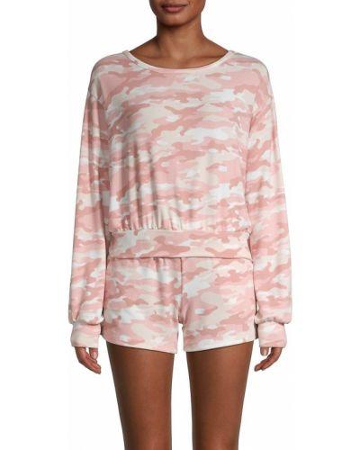 Повседневные розовые шорты для плаванья с карманами T+art