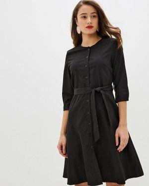 Платье прямое осеннее With&out
