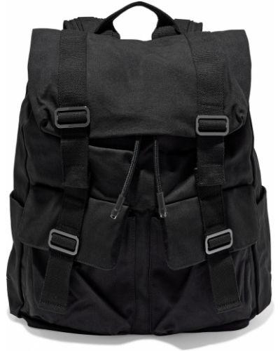 С ремешком черный рюкзак для ноутбука из канваса Reebok X Victoria Beckham