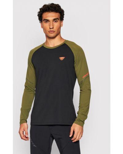 Czarna t-shirt Dynafit