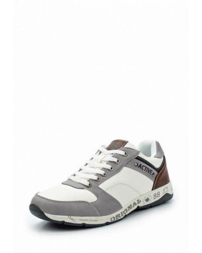 Белые кроссовки Zenden Active