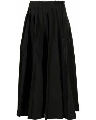 Spódnica plisowana - czarna Enfold