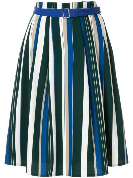 Ажурная расклешенная юбка мини Guild Prime