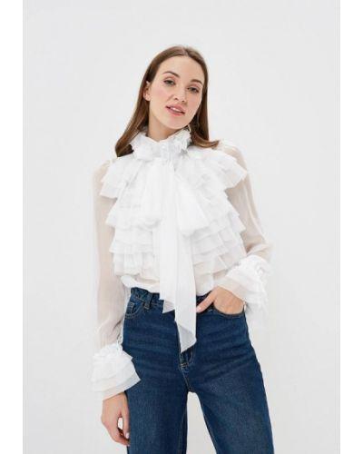 Блузка с оборками Paccio