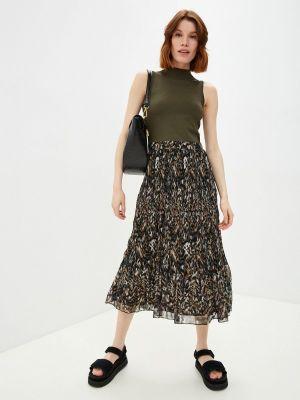 Повседневное зеленое платье Ted Baker London