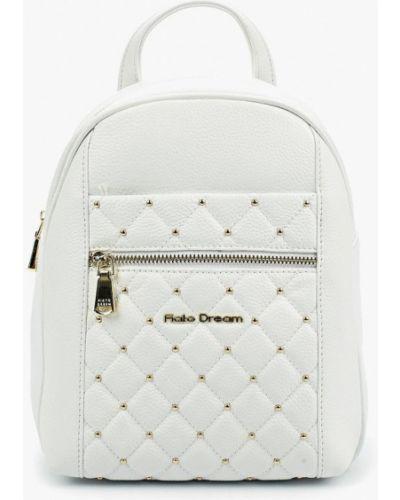 Белый рюкзак Fiato Dream