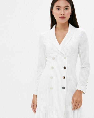 Белое платье Self Made