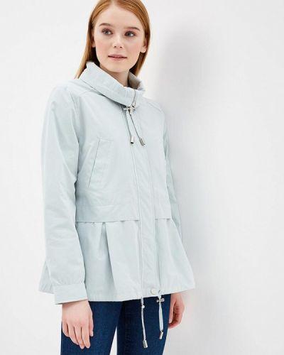 Голубая куртка облегченная Baon