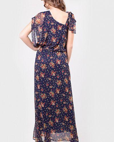 Шифоновое нарядное платье без рукавов Filigrana