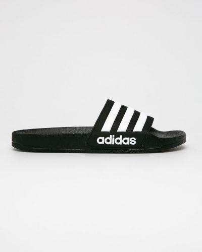 Шлепанцы черный Adidas