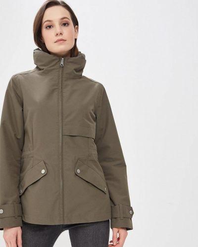 Куртка весенняя зеленая Luhta