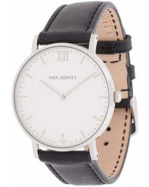 Часы с ремешком - белые Paul Hewitt