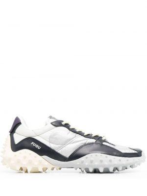 Buty sportowe skorzane - niebieskie Eytys