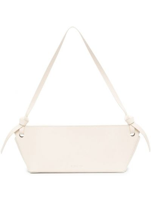 Кожаная сумка на плечо на молнии Rejina Pyo