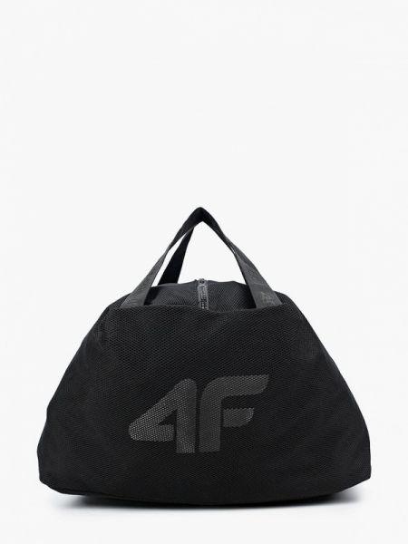 Спортивная сумка черная весенний 4f