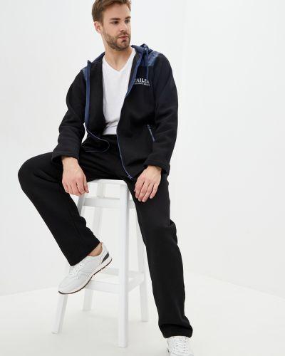Теплый спортивный костюм - черный Tailer