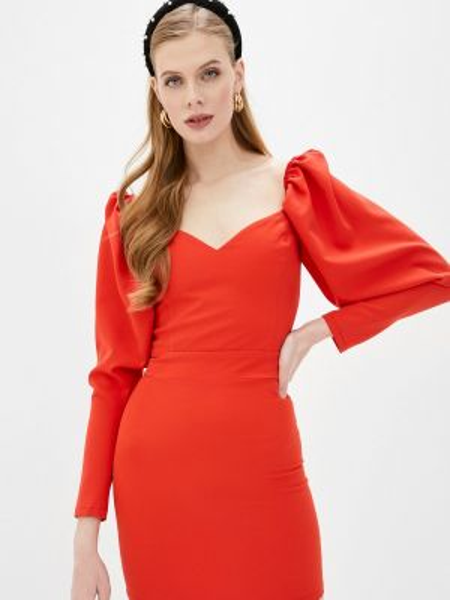 Красное платье Lipinskaya Brand