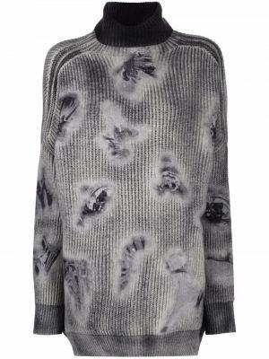 Кашемировый свитер - серый Avant Toi