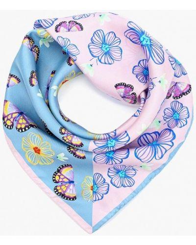 Голубой платок носовой Furla