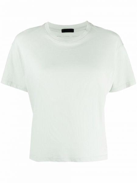 Хлопковая футболка - зеленая Atm Anthony Thomas Melillo