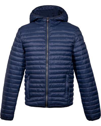 Стеганая куртка - синяя Rifle