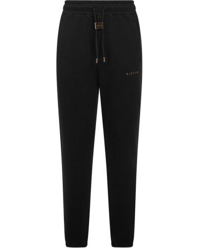 Czarne spodnie Buscemi