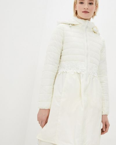 Утепленная куртка - бежевая Tantra
