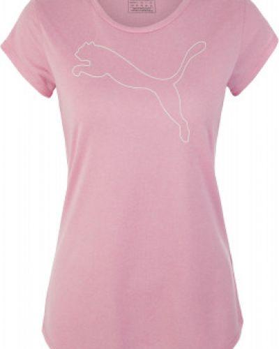 Спортивная футболка с логотипом футболка-сетка Puma