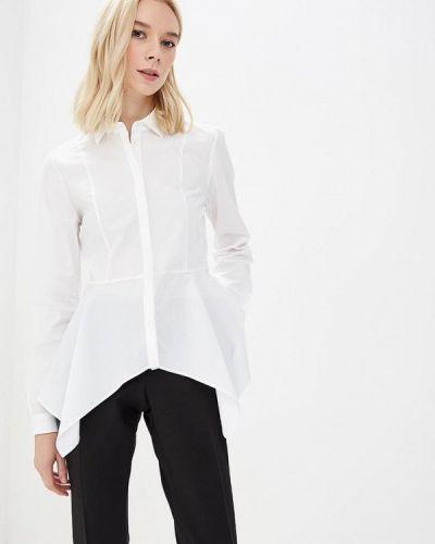 Блузка с длинным рукавом белая турецкий Hugo Hugo Boss